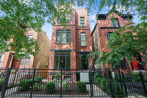 1316 N Oakley Unit 1, Chicago, IL 60622 Wicker Park