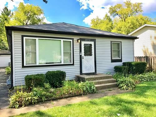 20772 N Elizabeth, Prairie View, IL 60069