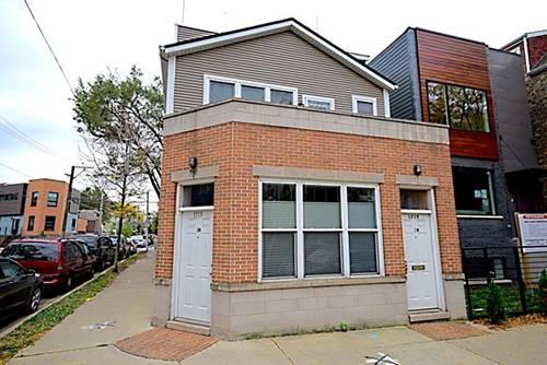 1719 W Ellen Unit 1N, Chicago, IL 60622 Wicker Park