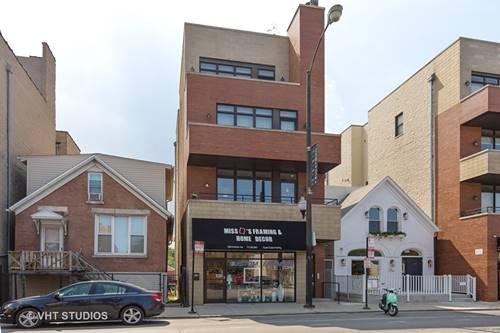 1950 N Damen Unit 2, Chicago, IL 60647 Bucktown