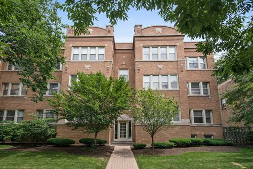 4043 N Southport Unit 1, Chicago, IL 60613 Uptown