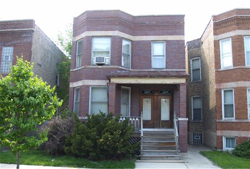 3504 N Bell, Chicago, IL 60618 Roscoe Village