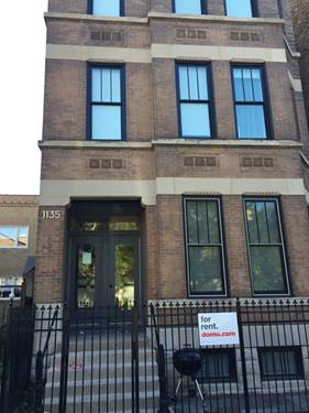 1135 N Damen Unit 1F, Chicago, IL 60622 Noble Square