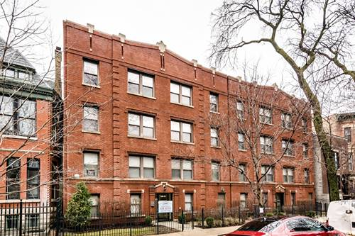 2218 N Bissell Unit 3, Chicago, IL 60614 West Lincoln Park