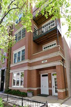 1337 W Wrightwood Unit 4, Chicago, IL 60614 West Lincoln Park