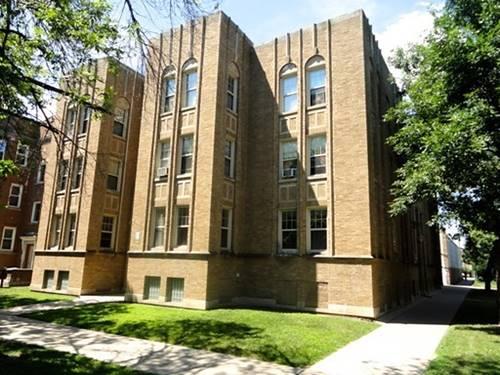 6254 N Claremont Unit 2, Chicago, IL 60659
