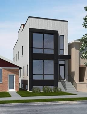 2035 N Wolcott, Chicago, IL 60614 Bucktown