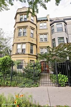 2462 N Orchard Unit 3, Chicago, IL 60614 Lincoln Park