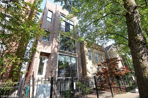 857 N Hermitage Unit 2, Chicago, IL 60622 Noble Square