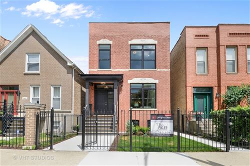 1409 N Oakley, Chicago, IL 60622 Wicker Park