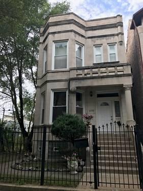 4348 S Vincennes, Chicago, IL 60653