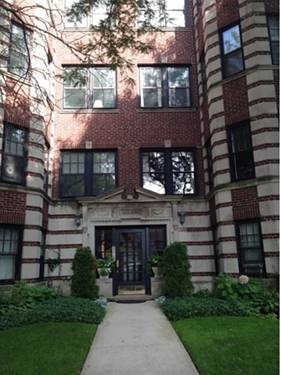 6225 N Kenmore Unit 2N, Chicago, IL 60660 Edgewater