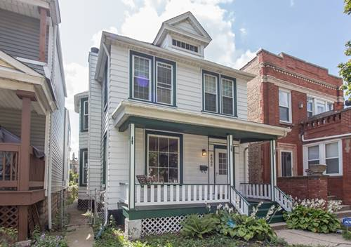 4845 W Hutchinson, Chicago, IL 60641