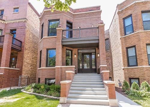 1645 W Farragut, Chicago, IL 60640 Andersonville