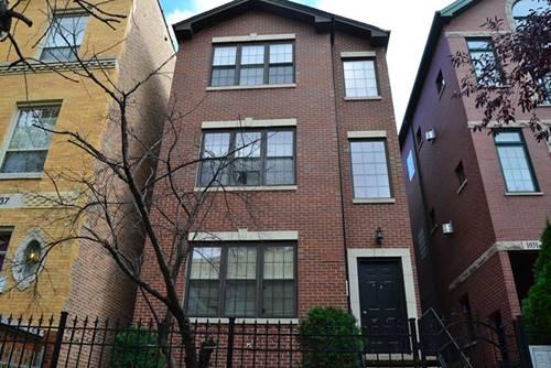 1033 N Mozart Unit 3, Chicago, IL 60622