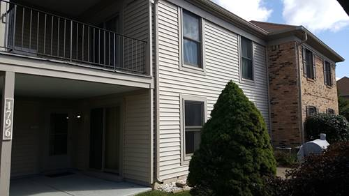 1796 Fayette Walk Unit B, Hoffman Estates, IL 60169