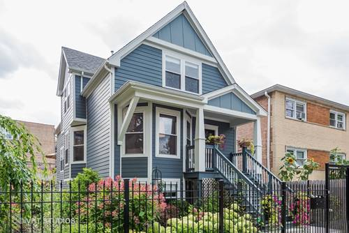 4306 N Albany, Chicago, IL 60618