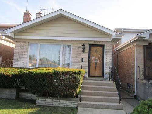 6815 W Addison, Chicago, IL 60634