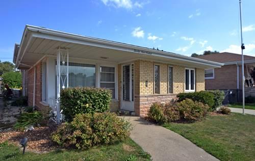 2916 W 100th, Evergreen Park, IL 60805