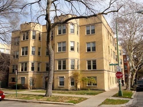 6205 N Claremont Unit 1, Chicago, IL 60659