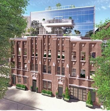 2035 N Orleans Unit PH-W, Chicago, IL 60614 Lincoln Park