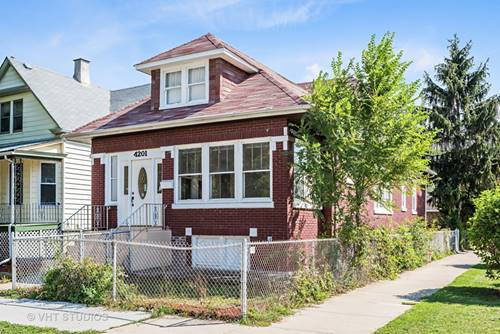 4201 N Avers, Chicago, IL 60618