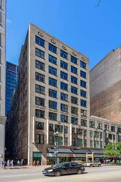 20 N State Unit 614, Chicago, IL 60602 Loop