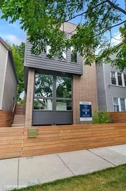2130 N Bingham, Chicago, IL 60647 Logan Square
