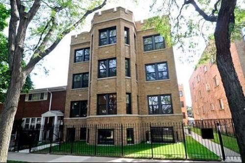 6227 N Hermitage Unit 3W, Chicago, IL 60660