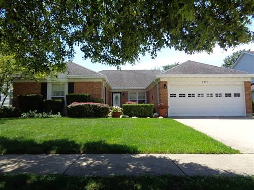 1271 Darlington, Hoffman Estates, IL 60169