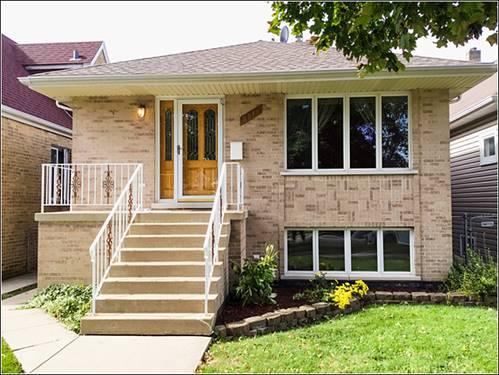 5514 N Nordica, Chicago, IL 60656