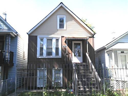4138 S Campbell, Chicago, IL 60632