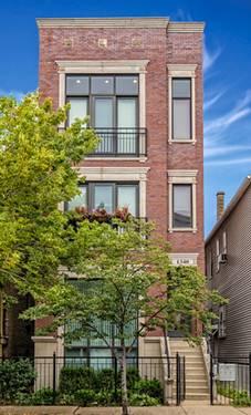 1340 W Diversey Unit 3, Chicago, IL 60614 Lakeview