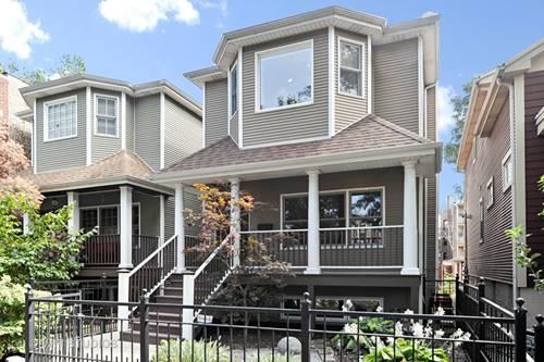 1721 W Winona, Chicago, IL 60640 Andersonville