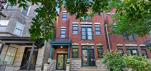 851 W Roscoe Unit 2, Chicago, IL 60657 Lakeview