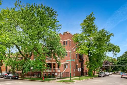1532 W Wrightwood Unit 3, Chicago, IL 60614