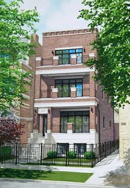 866 W Lill Unit 2, Chicago, IL 60614