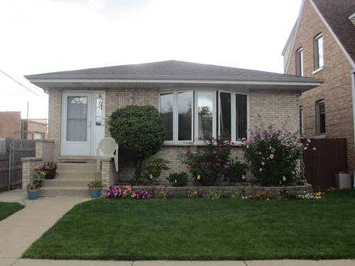 5446 S Rutherford, Chicago, IL 60638