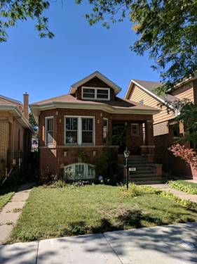 2846 N Kostner, Chicago, IL 60641