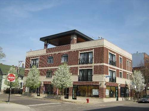 1860 N Damen Unit 2W, Chicago, IL 60647