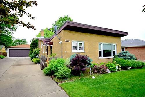 1028 N Cumberland, Park Ridge, IL 60068