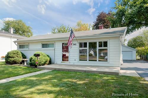 341 N Bierman, Villa Park, IL 60181