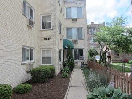 1647 W Farwell Unit 1D, Chicago, IL 60626