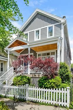 1714 W Winnemac, Chicago, IL 60640 Andersonville