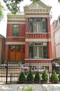 1923 N Howe, Chicago, IL 60614 Lincoln Park
