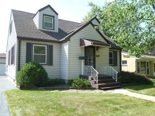 407 W Taylor, Lombard, IL 60148