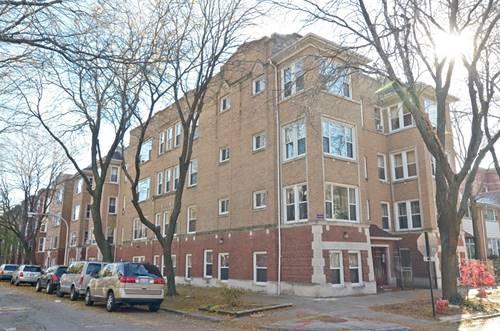 1421 W Jonquil Unit 3, Chicago, IL 60626