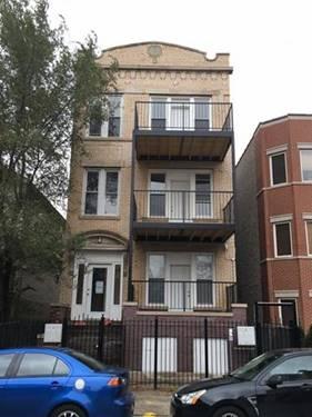 2747 W Augusta Unit 3R, Chicago, IL 60622