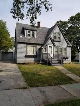 18231 Oakwood, Lansing, IL 60438