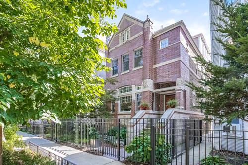 1323 W School, Chicago, IL 60657 Lakeview